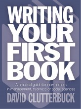 Writing your first book